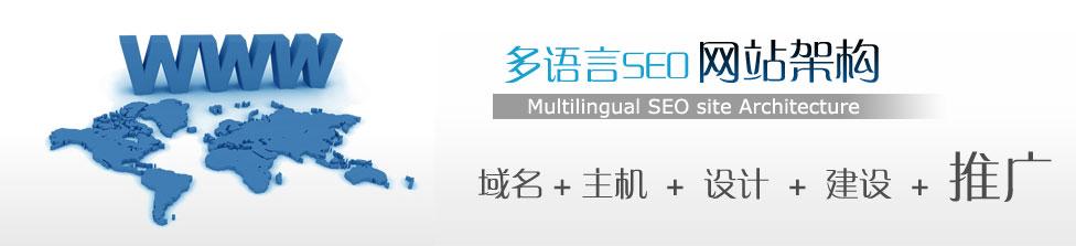 多语言SEO品牌网站战略架构
